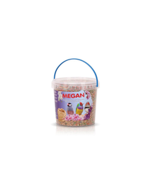 MEGAN Hrana pentru pasari exotice 1l/750g