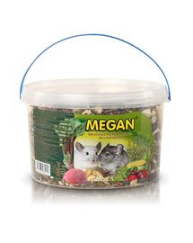 MEGAN Hrana pentru chinchilla 3l /915g