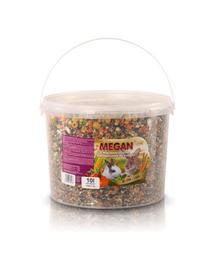 MEGAN Hrana naturala pentru iepure 10l /5kg