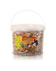 MEGAN Suplimente nutritive pentru rozatoare 10l /3,7kg
