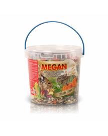 MEGAN Hrana naturala pentru veverita degu 1l /400g