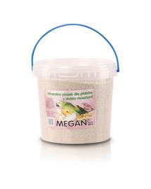 MEGAN Nisip cu minerale pentru pasari 1L/1500g