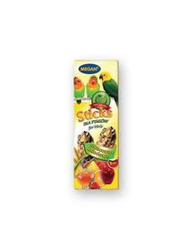 MEGAN Sticksuri recompense pentru pasari fructe si miere 2 buc.