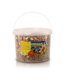 MEGAN Hrana de baza pentru rozatoare și iepuri 10 l /5,5 kg