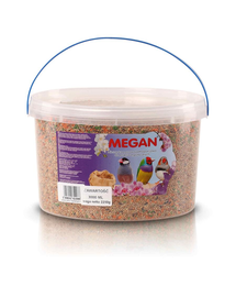 MEGAN Hrana pentru pasari exotice 3l/2250g