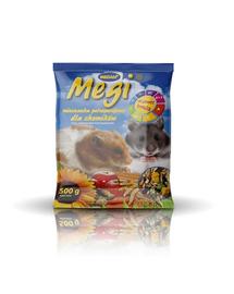 MEGAN Megi Hrana pentru un hamster 500g
