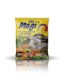 MEGAN Megi Hrana pentru iepuri 500g