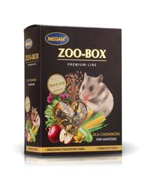 MEGAN Zoo-Box Hrana pentru de hamster 520g