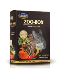 MEGAN Zoo-Box Hrana pentru chinchilla 500g