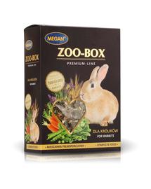 MEGAN Zoo-Box Hrana pentru iepure 420g