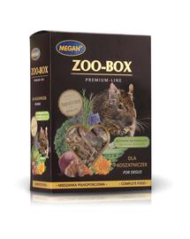 MEGAN Zoo-Box  Hrana pentru degu 420g
