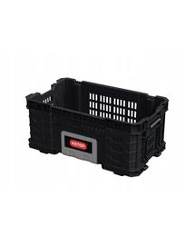 "KETER Gear Crate 22"" Trusa pentru scule, negru"