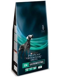 PURINA Pro Plan Veterinary Diets Canine EN Gastrointestinal hrana uscata dietetica pentru caini cu probleme digestive 12 kg