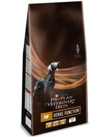 PURINA Pro Plan Veterinary Diets Canine NF Renal Function hrana uscata dietetica pentru caini cu probleme renale 12 kg