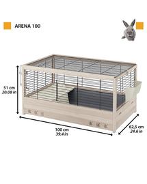 FERPLAST Arena 100 Cusca pentru iepuri