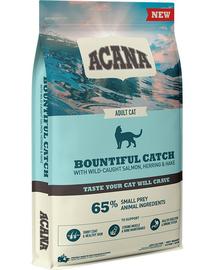ACANA Bountiful Catch Cat hrana uscata pentru pisici adulte, cu peste 4,5 kg