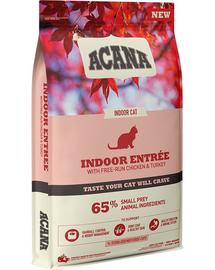 ACANA Indoor Entrée Cat hrana uscata pentru pisici de interior 4,5 kg