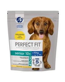 PERFECT FIT Dog (Senior) 5 x 825g - bogat în pui