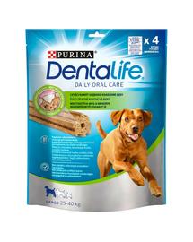 PURINA Dentalife Large recompense denatre pentru caini adulti de rase mari 6x142g (24 buc)