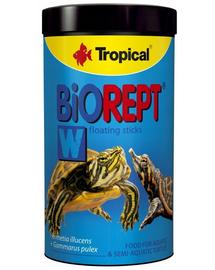 TROPICAL Biorept W hrana extrudata pentru broaste testoase 250 ml / 75 g