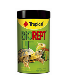 TROPICAL Biorept L hrana pentru broaste testoase 100 ml / 28 g