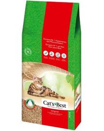 JRS Cats Best Eco Plus Asternut natural pentru litiera 40 L + lopatica pentru litiera GRATIS