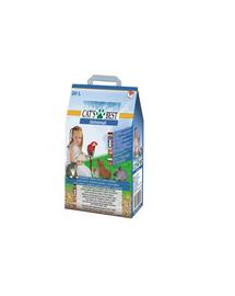 JRS CatS Best Universal peleti igienici universali 20 L (11 kg) + lopatica pentru litiera GRATIS