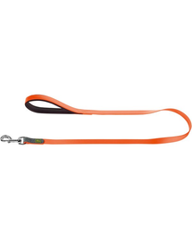 HUNTER Convenience Lesa pentru caini 2cm/1,2m, portocaliu neon