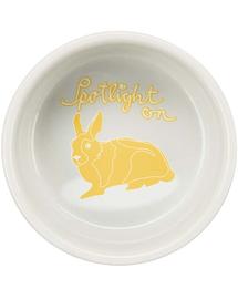 TRIXIE Bol ceramic pentru iepuri 240ml/diam.11cm