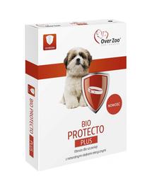 OVER ZOO Bio Protecto Plus 35 cm Zgarda protectie impotriva parazitilor, pentru juniori