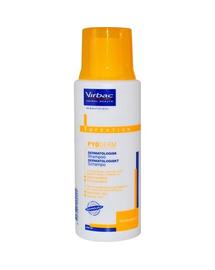 VIRBAC Șampon Pyoderm - antibacterian dermatologic și antifungic 200 ml