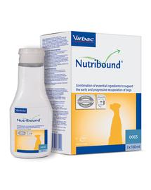 VIRBAC Nutribound Supliment alimentar pentru caini in timpul convalescentei 3 x 150 ml