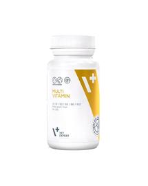 VETEXPERT Multivitamin Vitality supliment alimentar pentru caini si pisici 30 capsule