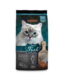 LEONARDO Adult Ocean Fish&Rice hrana uscata pisici adulte, cu peste si orez 2 kg