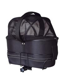 TRIXIE Coș pentru bicicletă 29×49×60 cm, negru