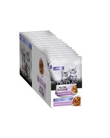 PURINA PRO PLAN Kitten hrana umeda pentru pisoi, curcan in sos 26 x 85 g