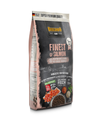 BELCANDO Finest Grain Free hrana uscata cu somon pentru caini, talie XS-M, 1 kg