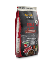 BELCANDO Adult Grain Free hrana uscata cu vita, pentru caini, talie XS-XL, 1 kg
