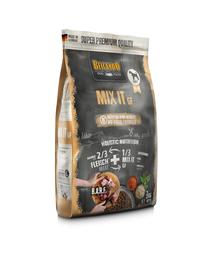 BELCANDO Mix It Grain Free hrana uscata fara cereale pentru caini adulti, talie XS-XL, 3 kg