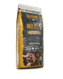 BELCANDO Mix It Grain Free hrana uscata fara cereale pentru caini adulti, talie XS-XL, 10 kg