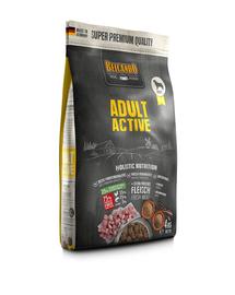 BELCANDO Adult Active hrana uscata pentru cainii adulti foarte activi, talie M-XL, 4 kg