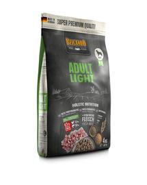 BELCANDO Adult Light hrana uscata pentru caini cu nivel scazut de activitate sau supraponderali, talie M-XL, 4 kg