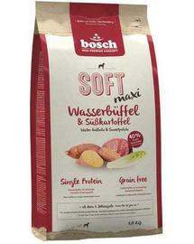 BOSCH Soft Maxi Carne de bivol și cartofi dulci 1 kg