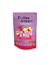 DOLINA NOTECI SuperFood carne de căprioară și vită 300 g