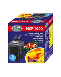 AQUA NOVA  Filtru extern pentru acvarii NCF1000, 300l