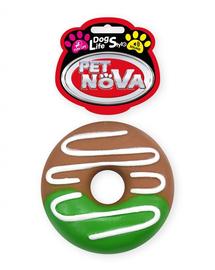 PET NOVA DOG LIFE STYLE Jucarie gogoasa pentru caini, 10cm