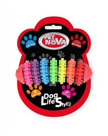 PET NOVA DOG LIFE STYLE Jucarie pentru caini Superdental 13cm, aroma de vita