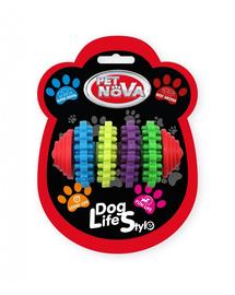 PET NOVA DOG LIFE STYLE Jucarie pentru caini Superdental 8cm, aroma de menta