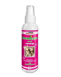 BENEK Spray iarba mâței (valeriană) 125 ml