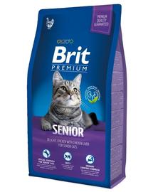 BRIT Premium Cat Senior 1.5 kg